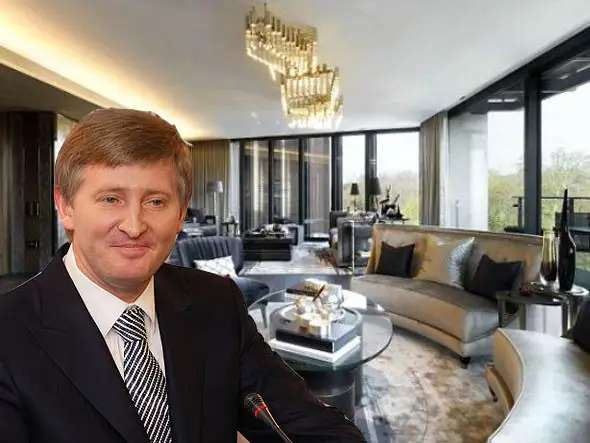 In 2010, Ukrainian oligarch Rinat Akhmetov paid $216 million for a penthouse in the complex. It's the most expensive home ever sold.