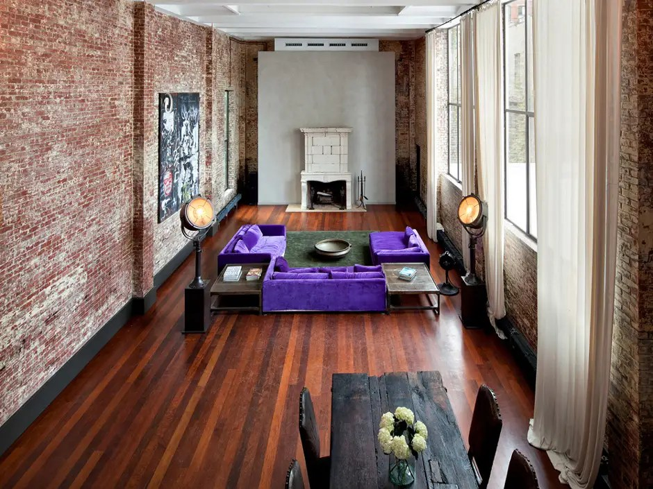HOUSE OF THE DAY A 5Story Loft With An Indoor Pool In