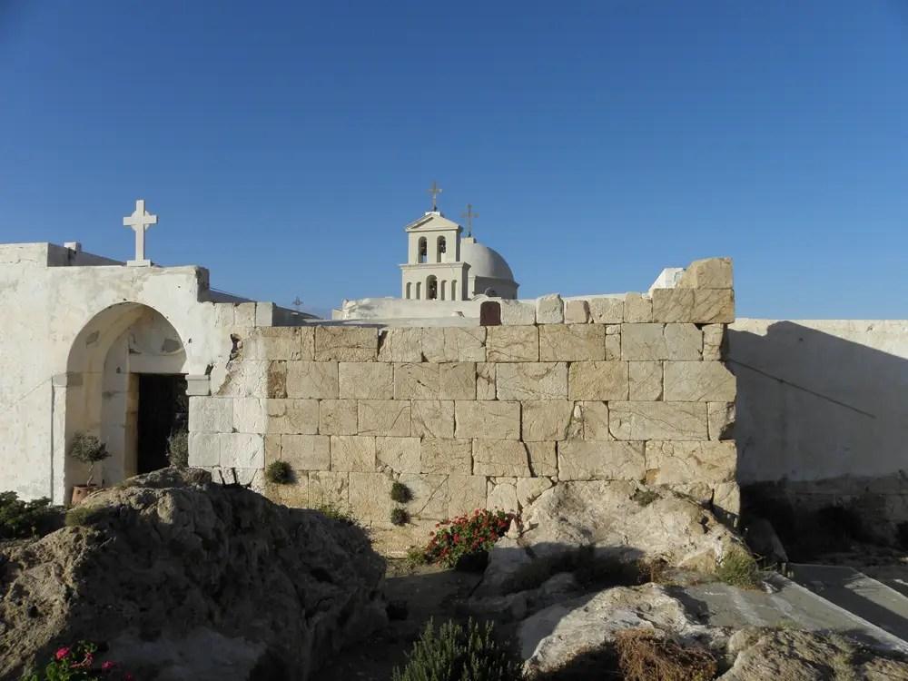 Monastery, Greece.