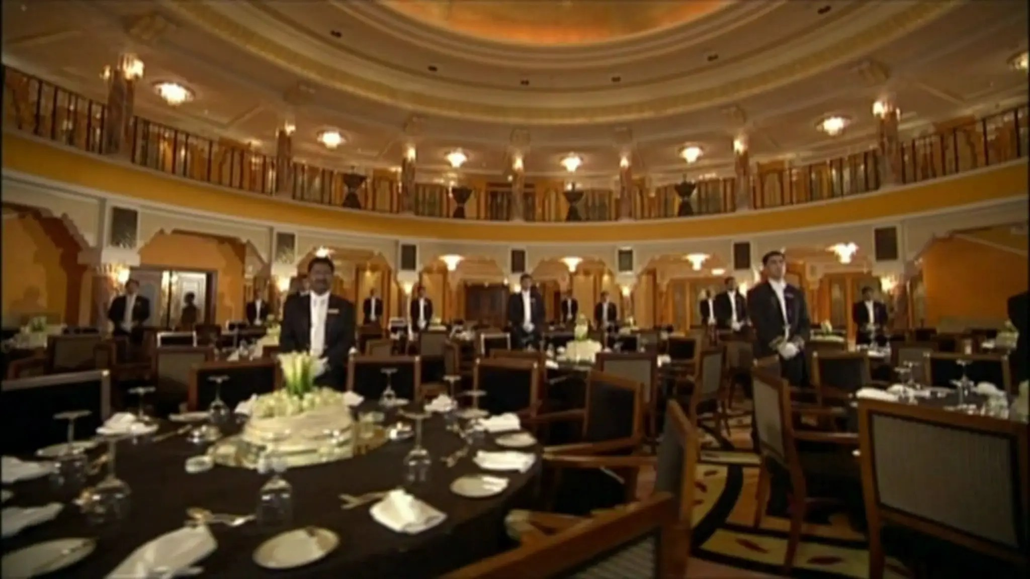 A Tour Of The Burj AlArab  Business Insider