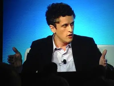 Box's Aaron Levie: Everyone's watching him.