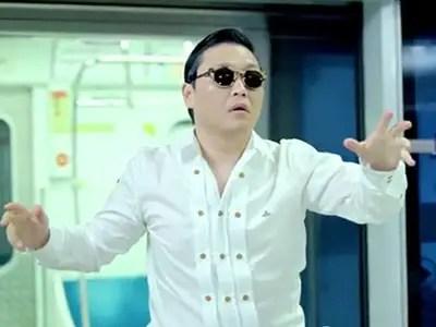 psy gangnam korean pop