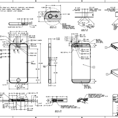 Iphone 4s Parts Diagram Ford 4 0 Sohc Engine 5 Blueprint Details - Business Insider