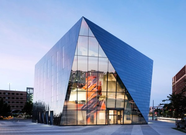 Museum Of Contemporary Art In Cleveland Opens - Business