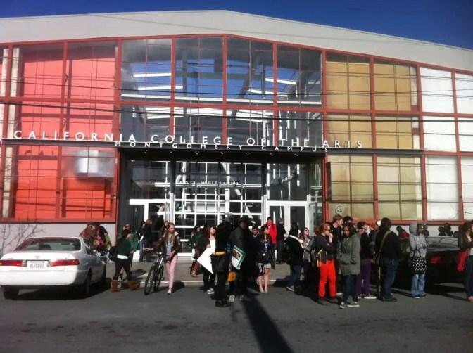 18. California College of the Arts