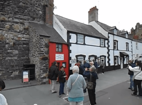This 60 square-foot home is the smallest house in the UK.