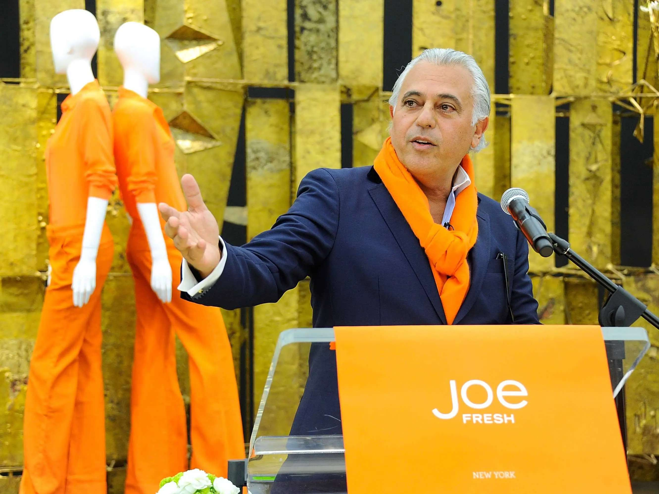 Joe Fresh was launched by designer Joe Mimran in 2006.