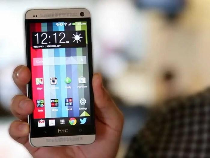 #3 HTC One
