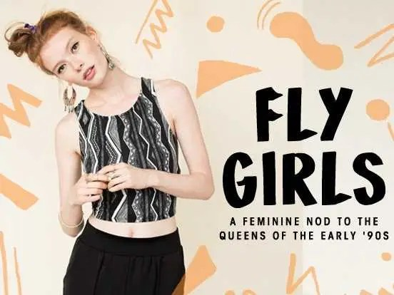 Urban Outfitters Fly Girls  Business Insider