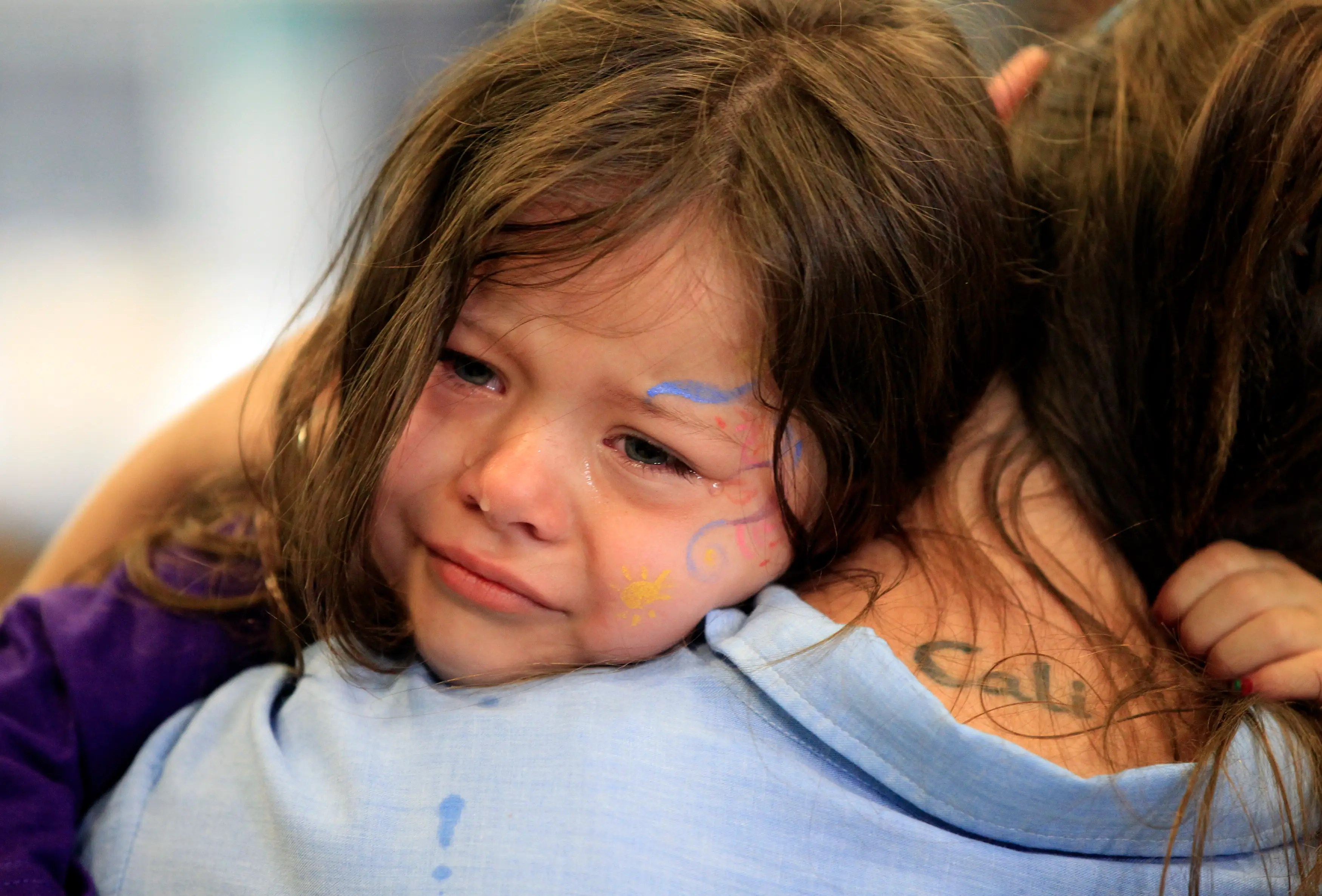 More than 60% of parents in prison report being held more than 100 miles from their children, making it difficult and expensive to maintain strong relationships between parents and children.