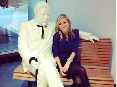 29. Ginny Sidell, senior social strategist at DraftFCB Chicago