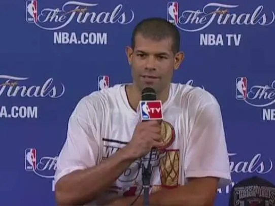 Battier discusses regression to the mean