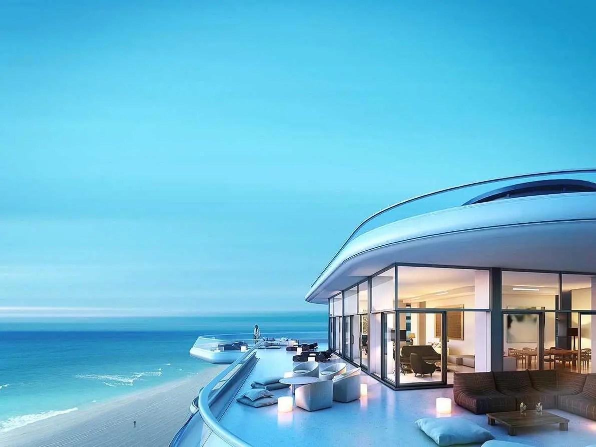 Faena Penthouse Miami On Market  Business Insider
