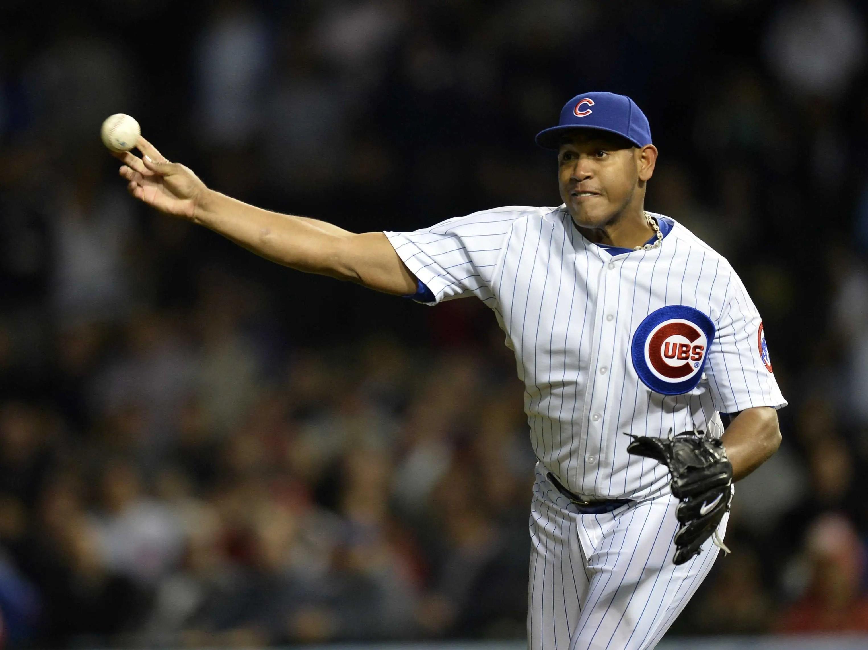 #12t Carlos Marmol, Chicago Cubs