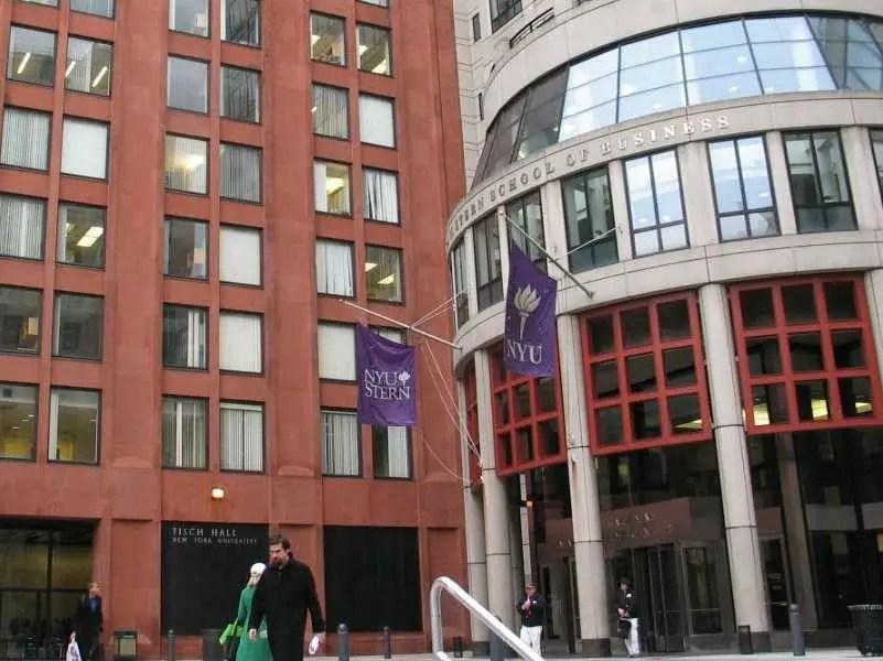 #20 New York University (Stern)
