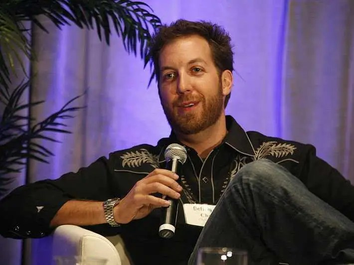 Chris Sacca is a big angel investor