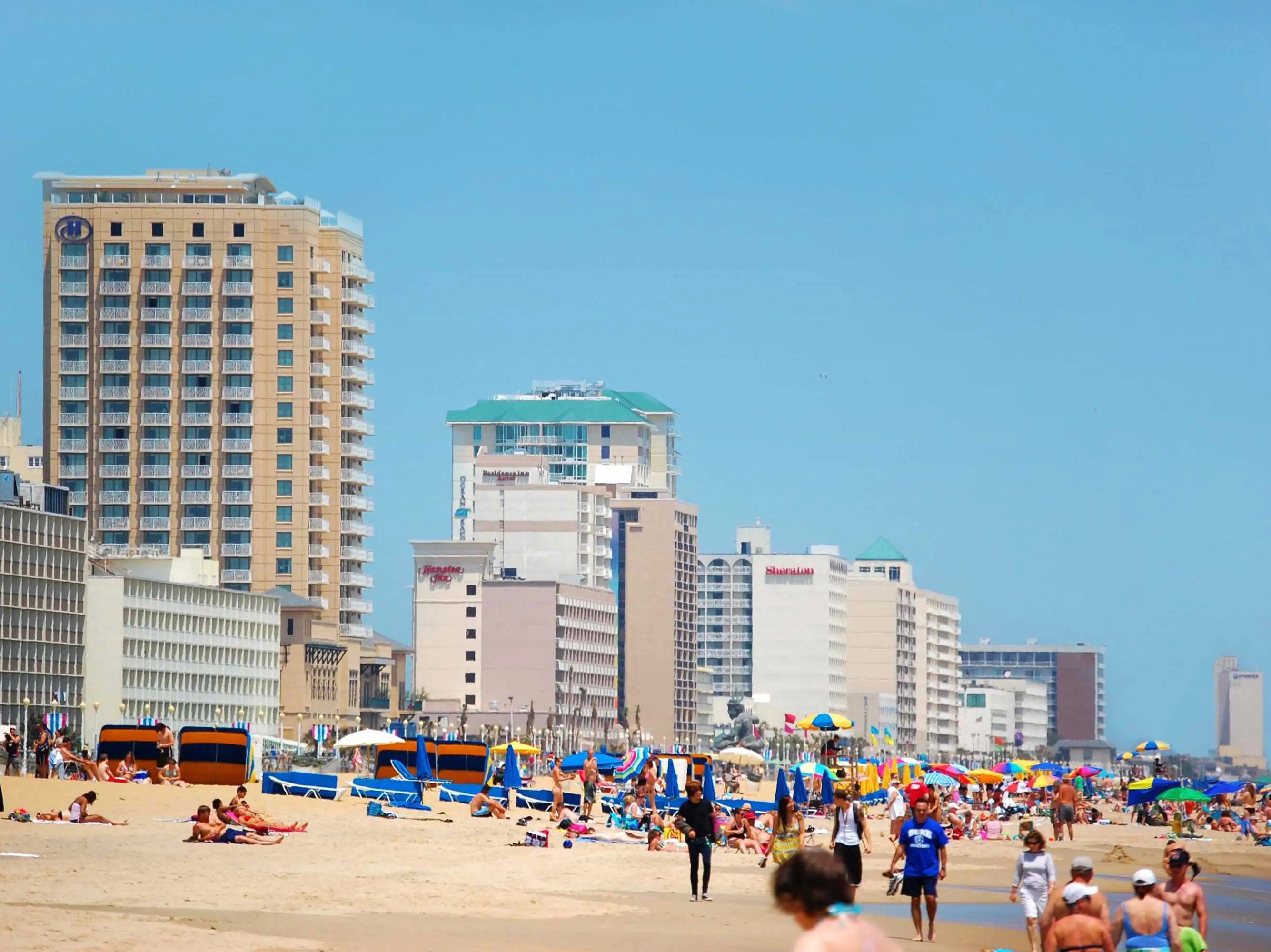 10) Virginia Beach-Norfolk-Newport News, VA-NC: 13% Gross Profit
