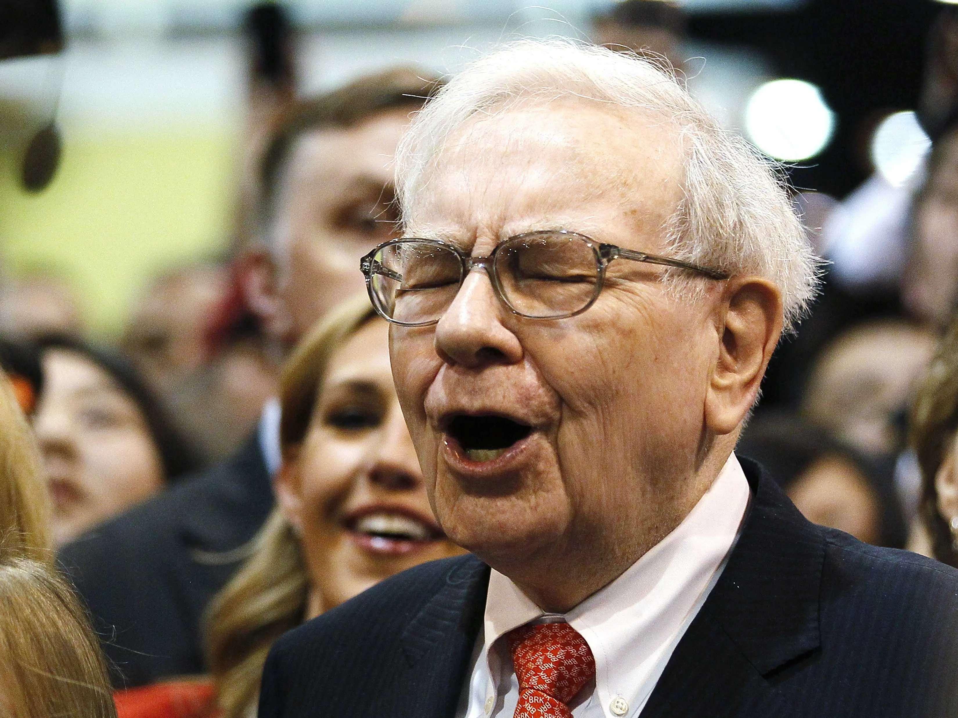 Tickets To Berkshire Hathaway's 2014 Shareholder Meeting