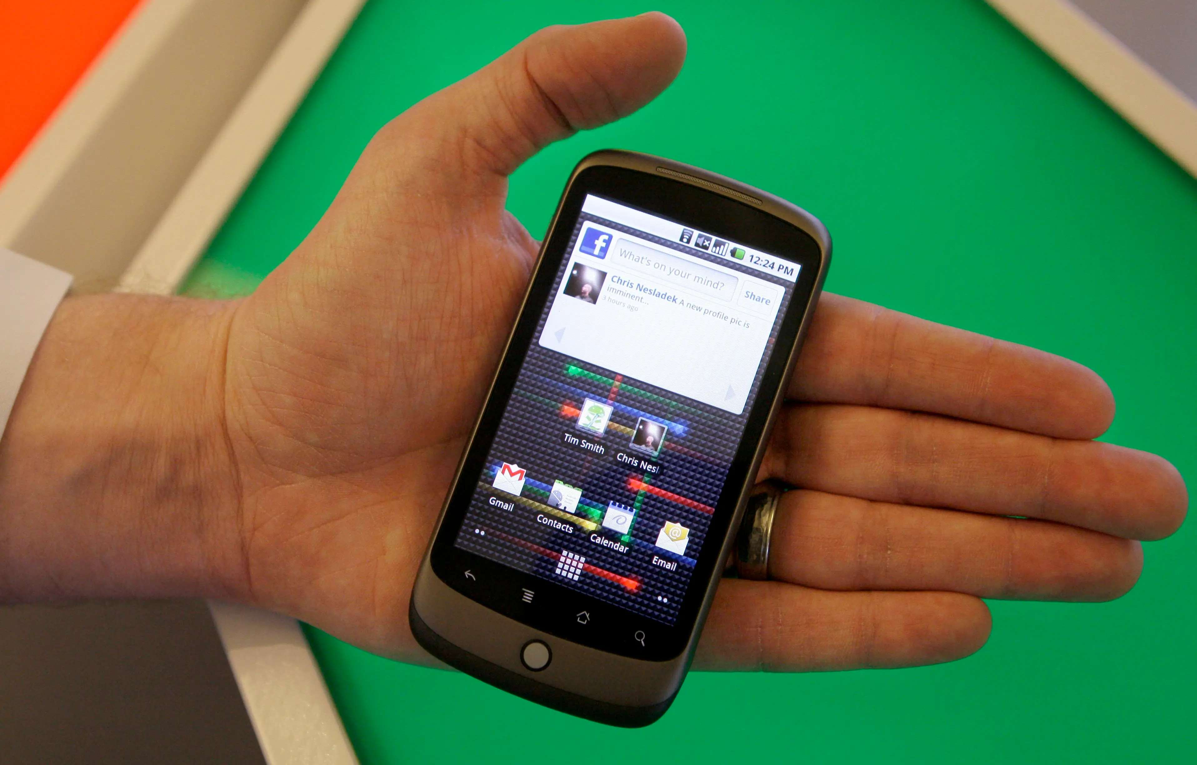 Unfortunately, the Nexus One turned out to be a dud with customers and Google discontinued the product in July 2010.