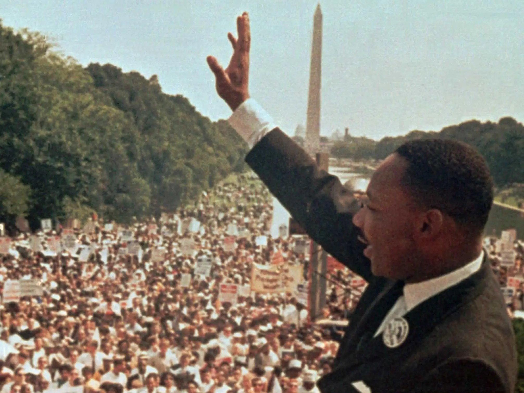 I Have A Dream Speech Is At The Center Of A Bitter Copyright Cold War