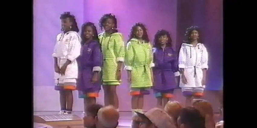 They Peaked On The Talent Show Circuit In 1992 With A Performance On
