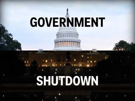 Government Shutdown Over Climate Rules?