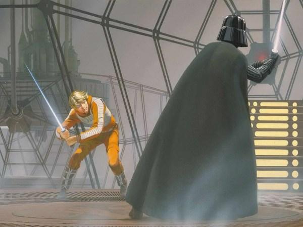 Original Star Wars Concept Art