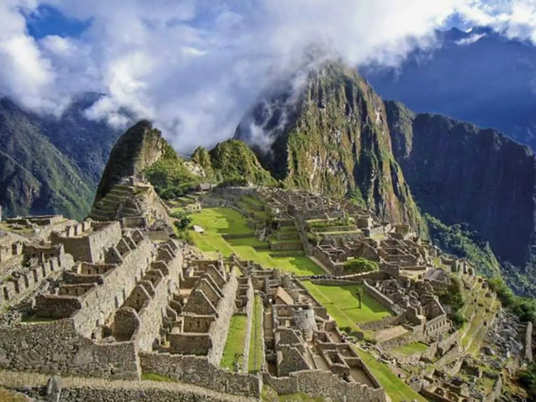 Machu Picchu and Choquequirao