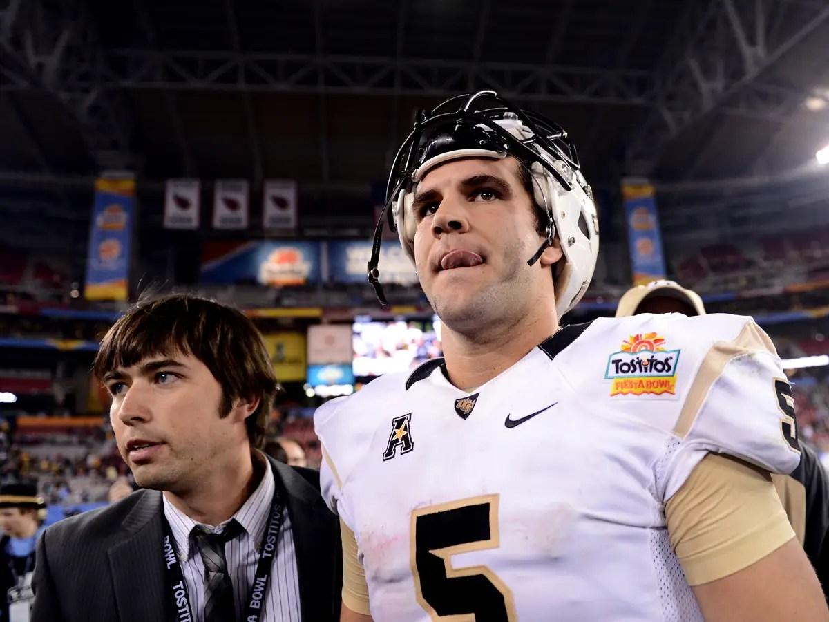 26. Blake Bortles, quarterback (UCF)