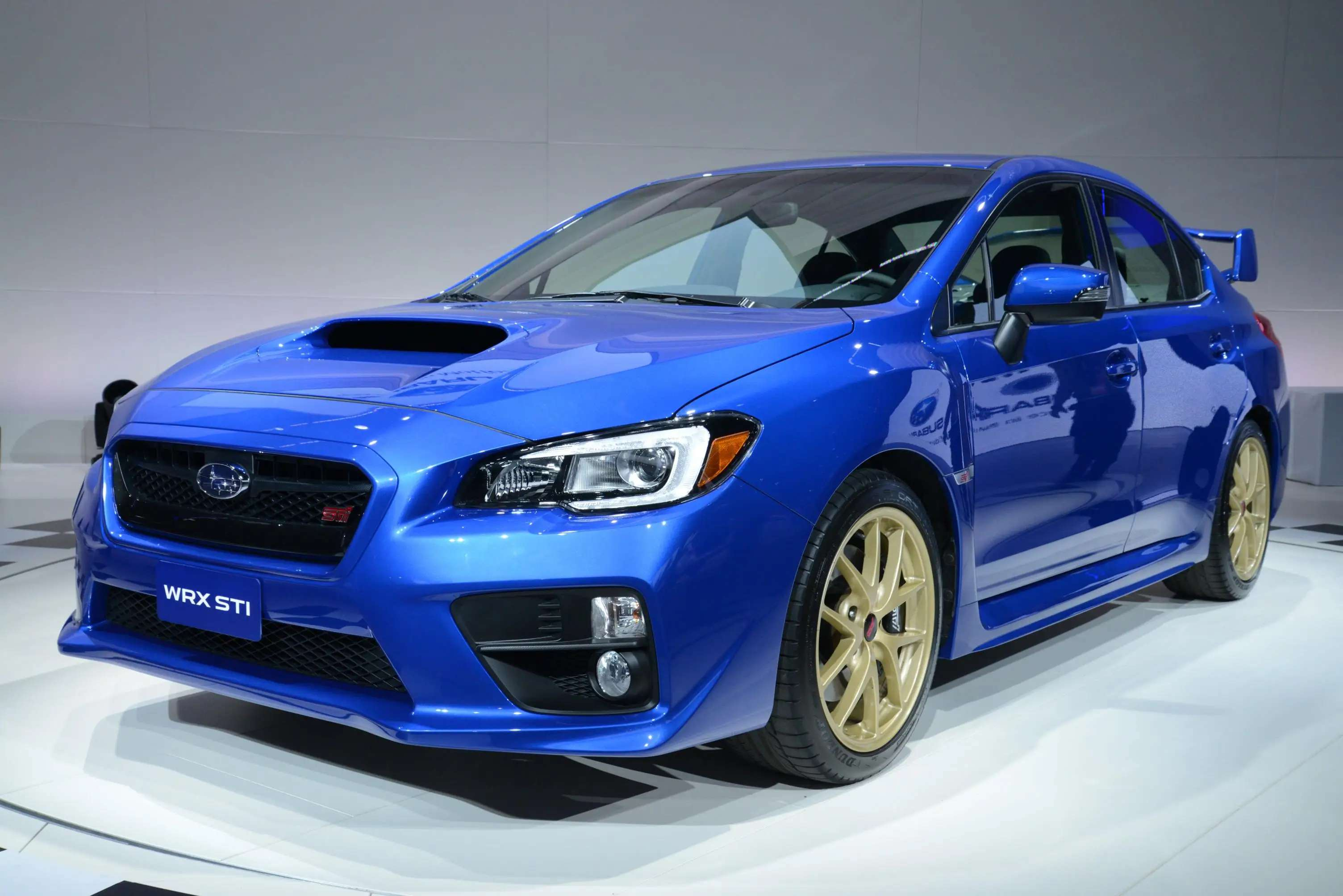If you like the WRX and horsepower, you'll love the 2015 WRX STI. Subaru made the special version more aerodynamic and gave it a turbocharged 2.5-liter engine. In good news for enthusiasts, it comes with a manual transmission only.