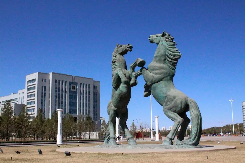 ordos kangbashi ghost city