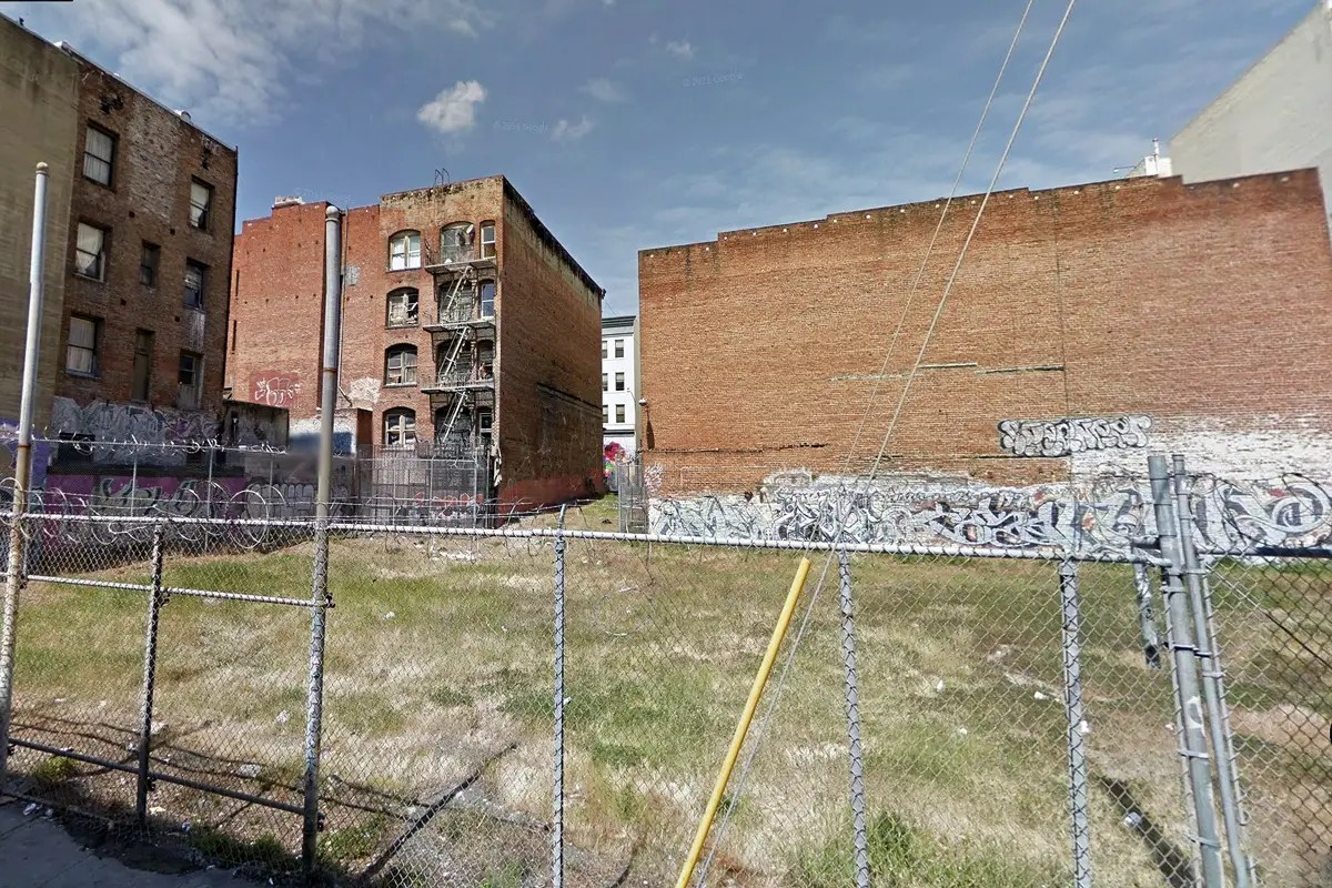 When a 60-unit affordable housing project opened in 2014 on this former vacant lot, more than 2,800 people applied. The demand is overwhelming.