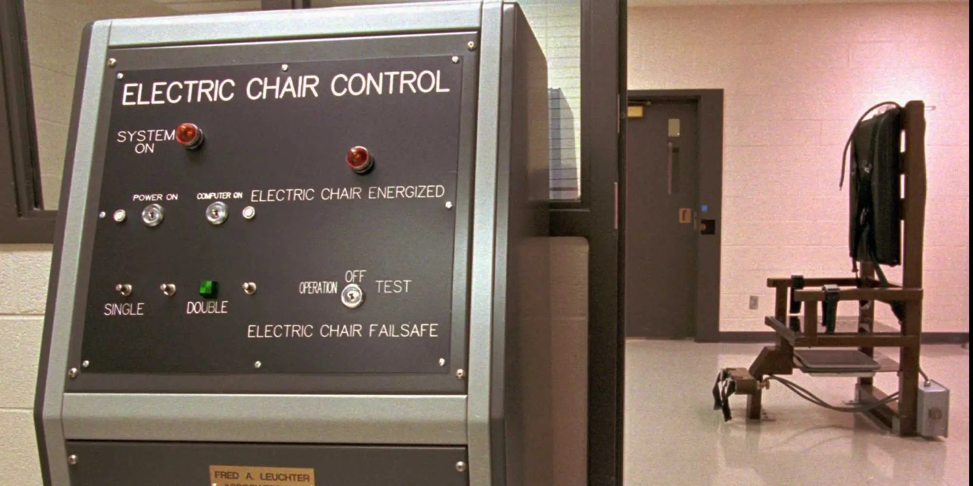 What States Still Use The Electric Chair Tennessee Reinstates Electric Chair Business Insider