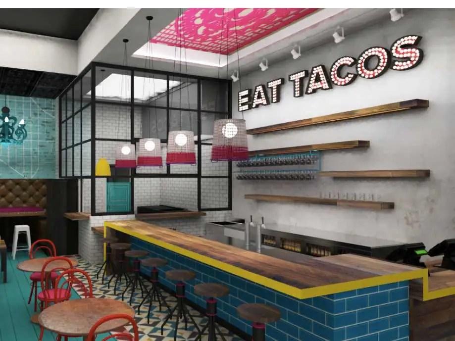 New Fast Food Restaurants