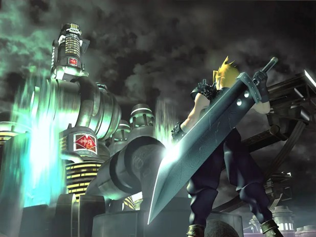 """Final Fantasy VII"" - $145 million"