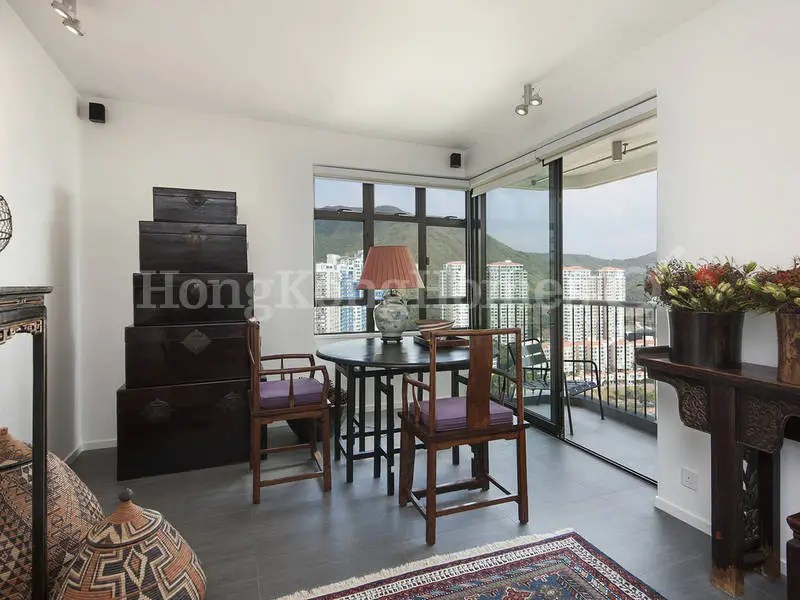 In Hong Kong, $1 million buys a three-bedroom apartment with sea views in Discovery Bay.