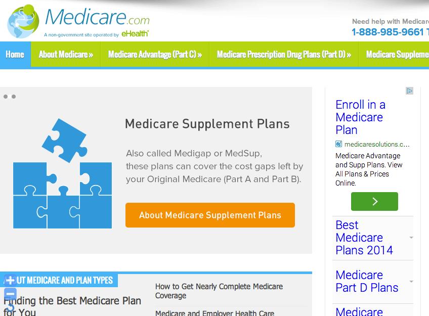 Medicare.com — $4.8 million