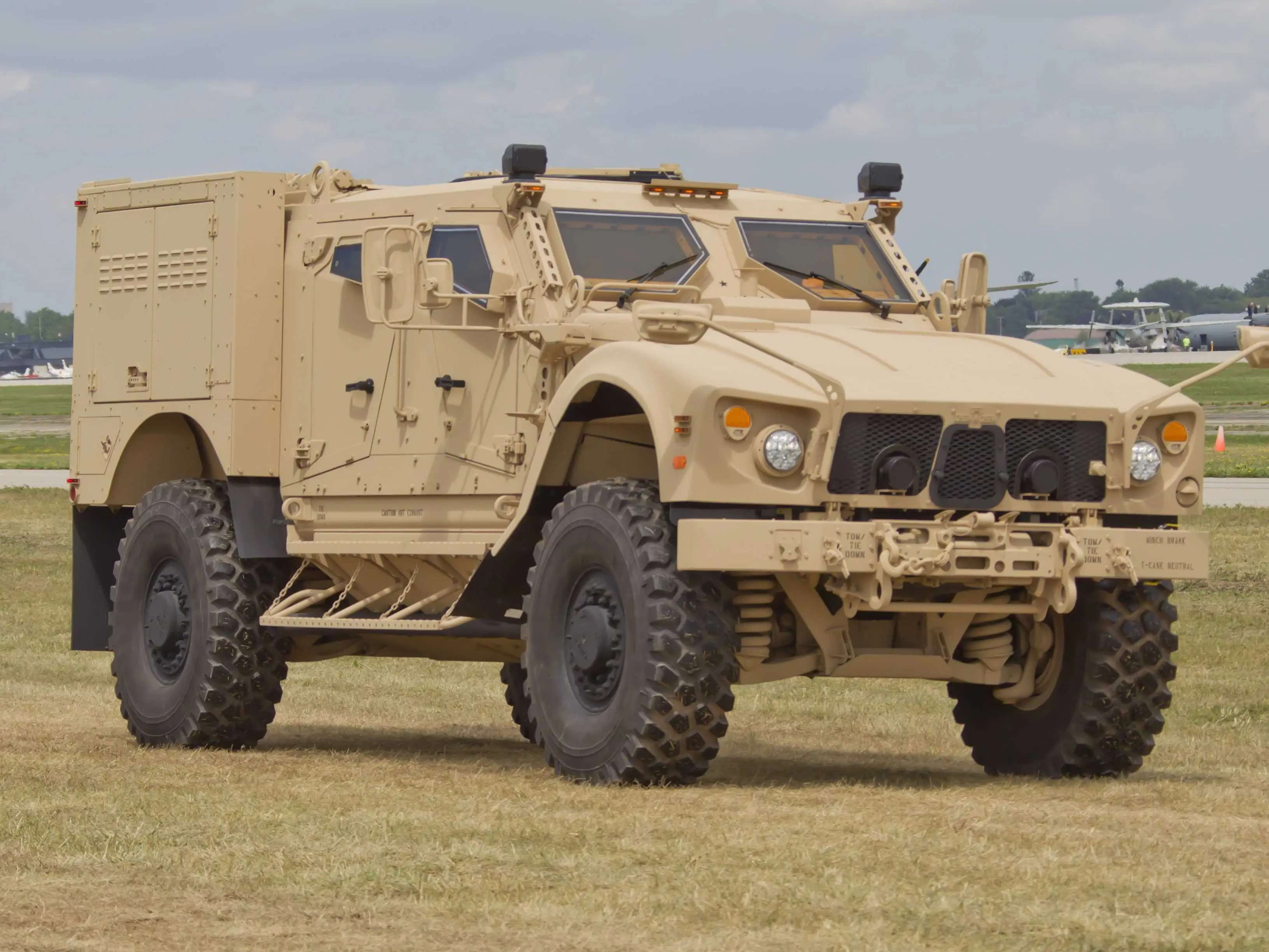 Oshkosh Corporation offers training classes so that employees can get promoted quickly.