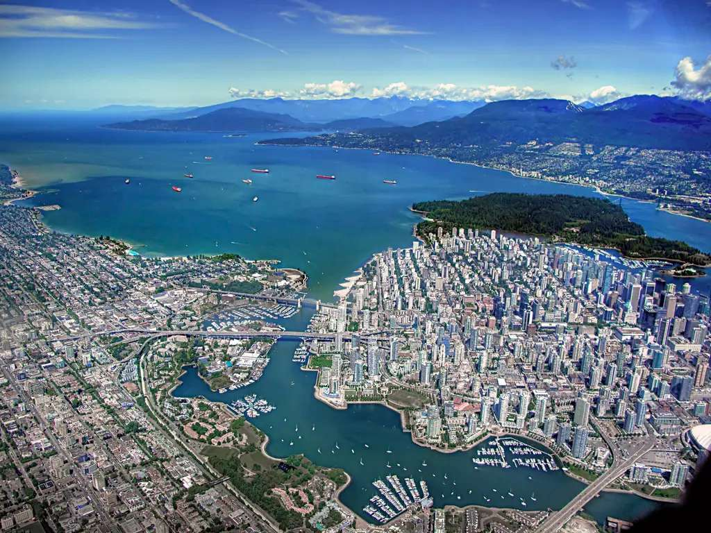 Vancouver, Canada, has set a mission to become the greenest city in the world by 2020, which has already lead to a 20% decrease in water consumption. Plus, 41% of people walk or bike to get around.