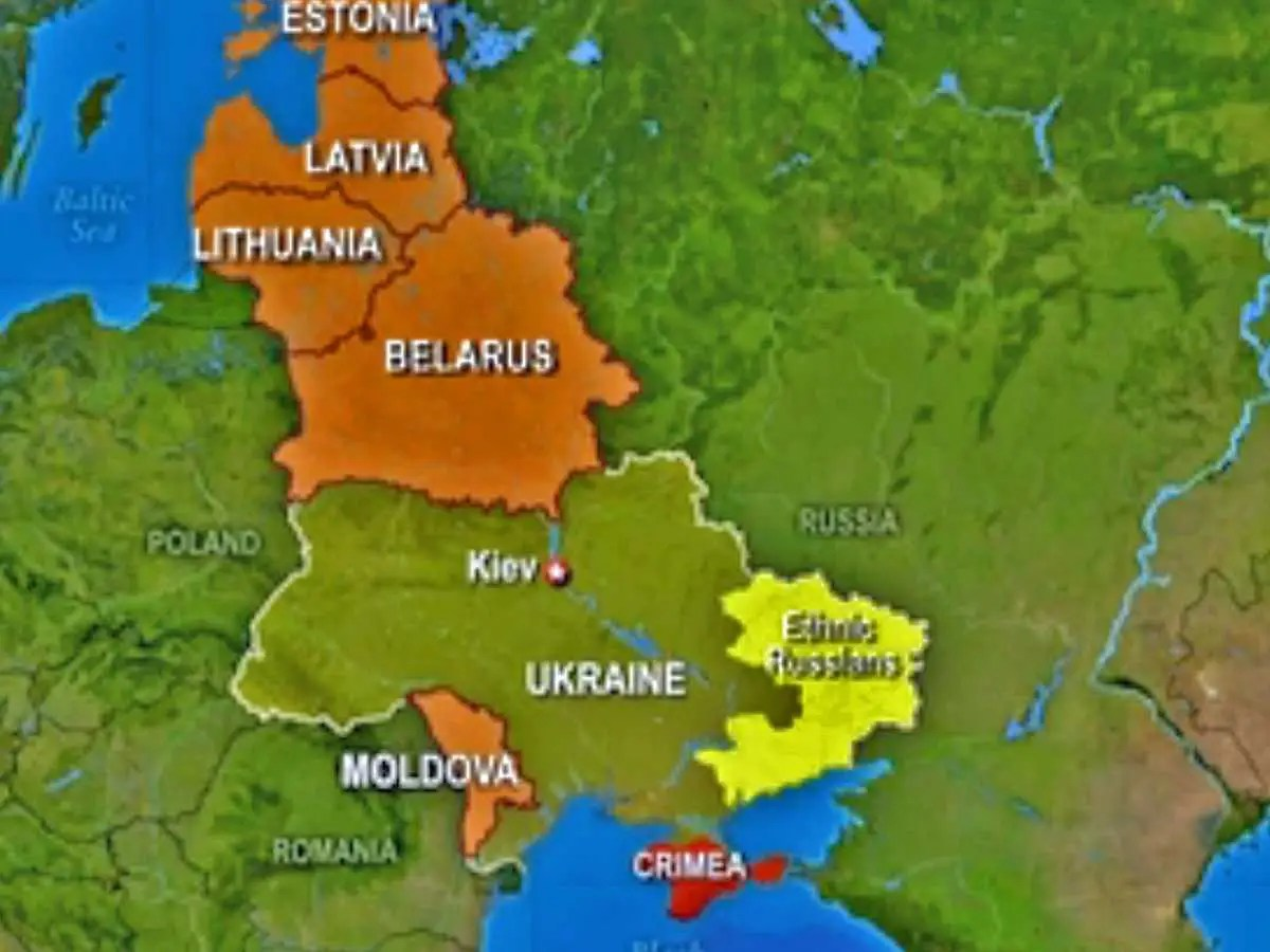 Russia's Stealth Invasion Of Ukraine Clouds Obama's Assurances To Baltic States