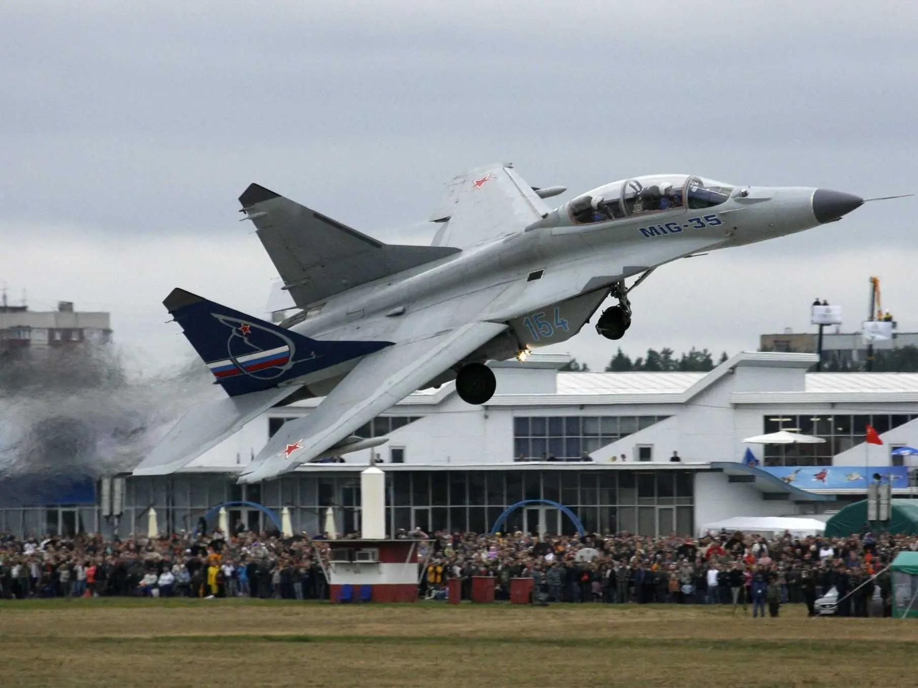Russian Su-35