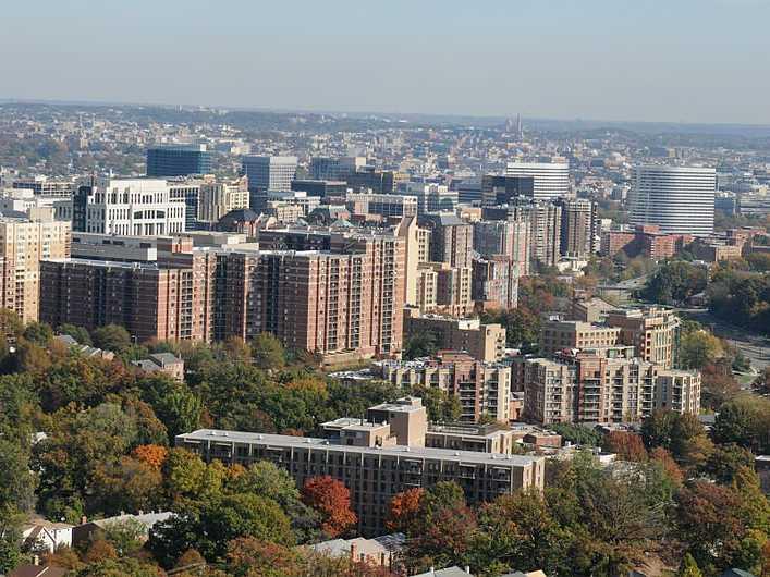 3. Arlington, Virginia