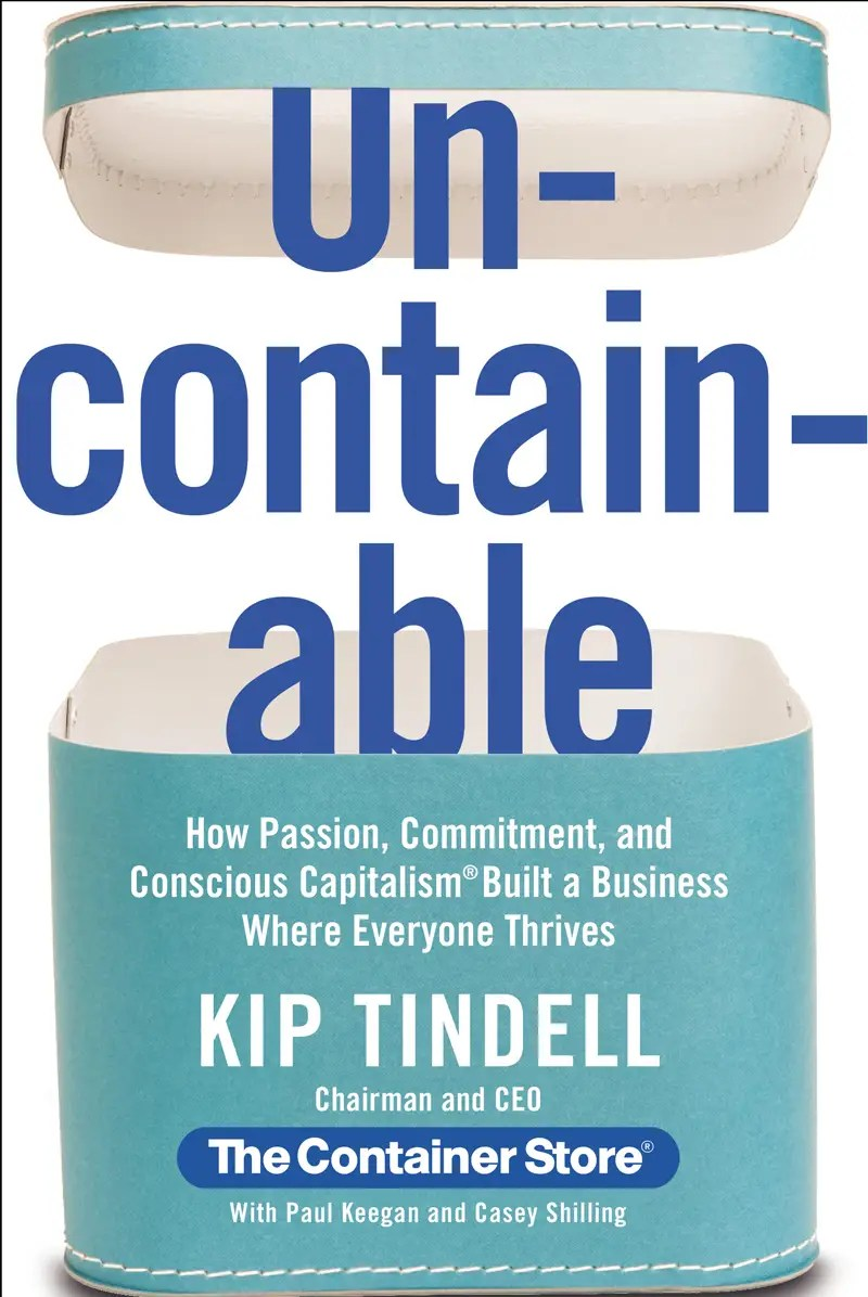 Tindell UNCONTAINABLE book