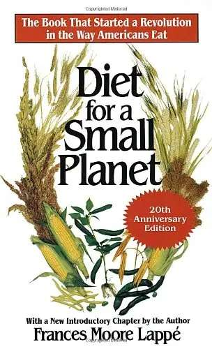 'Diet for a Small Planet' by Frances Moore Lappe