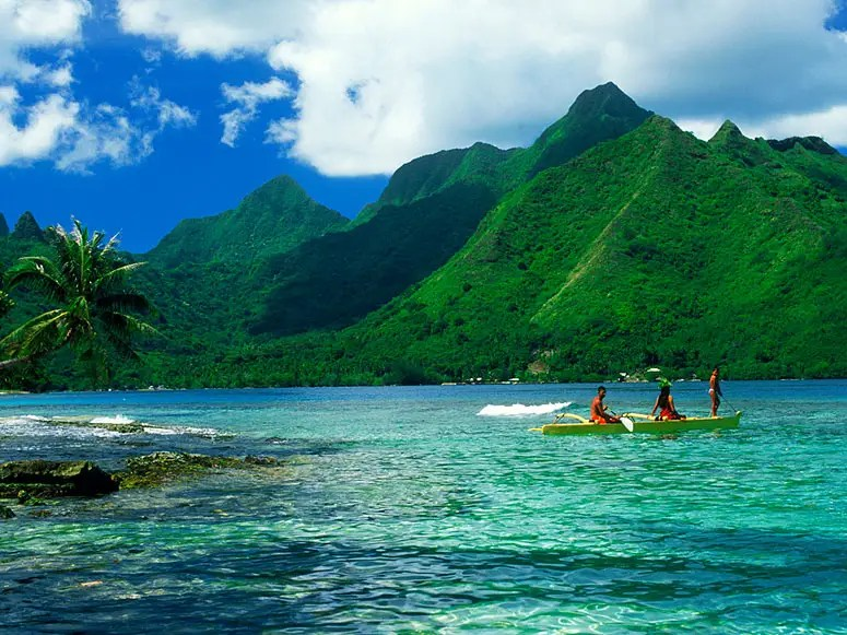 18. Moorea, French Polynesia