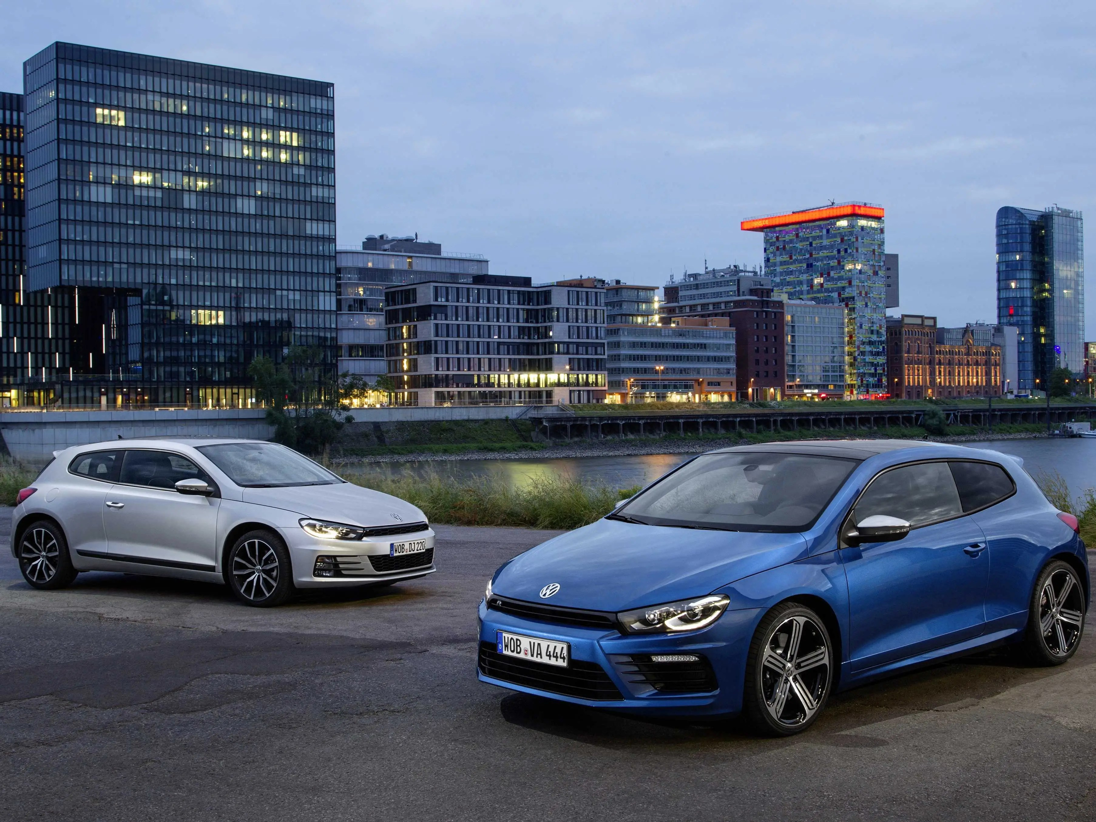 Although the Scirocco is sold around the world, it is doesn't look like the stylish coupe will be coming to America anytime soon.