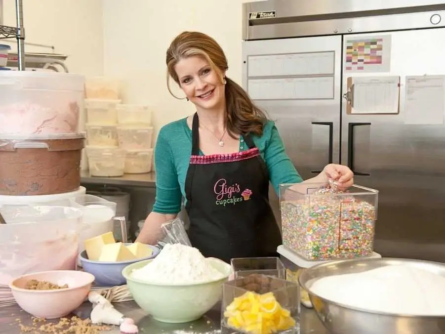 One Woman Built A Cupcake Empire With Just $33