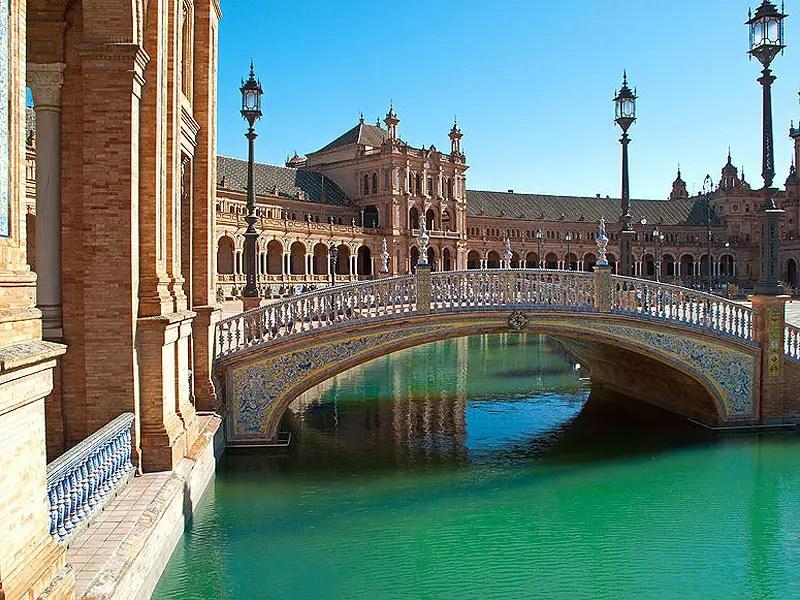 9. Seville, Spain
