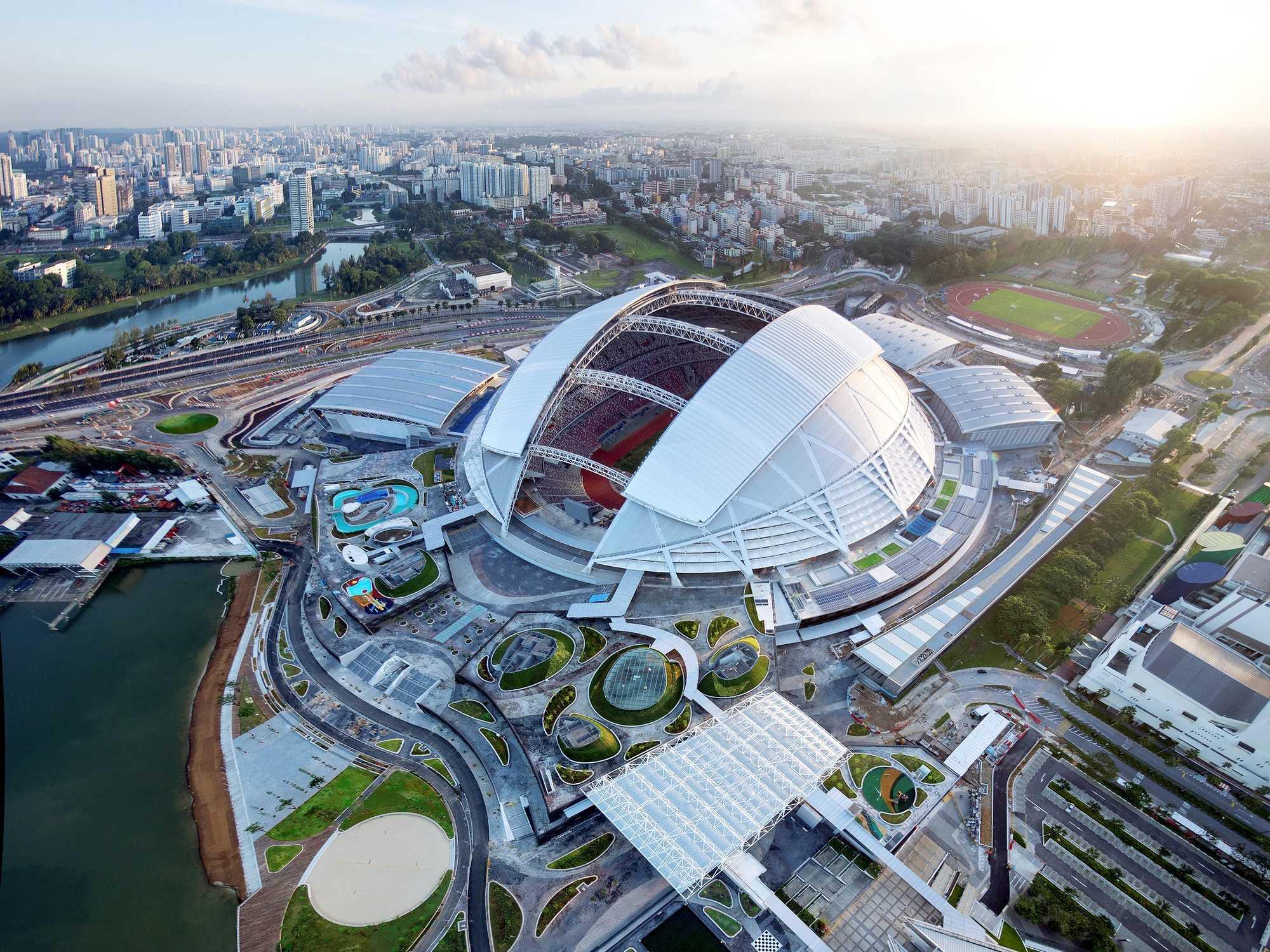 Singapore SportsHub, Singapore
