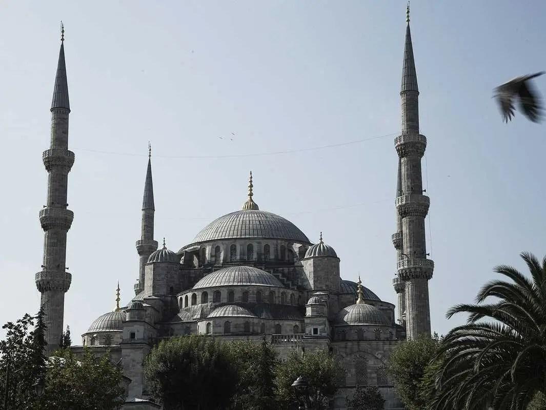No. 11 Istanbul: 10.5 million international visitors
